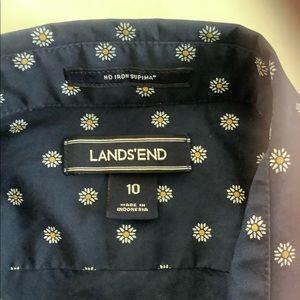 Lands' End Tops - Land's End Shirt